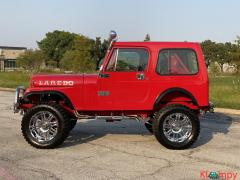 1983 Jeep CJ-7 Supercharged 350 V8 - Image 3/20
