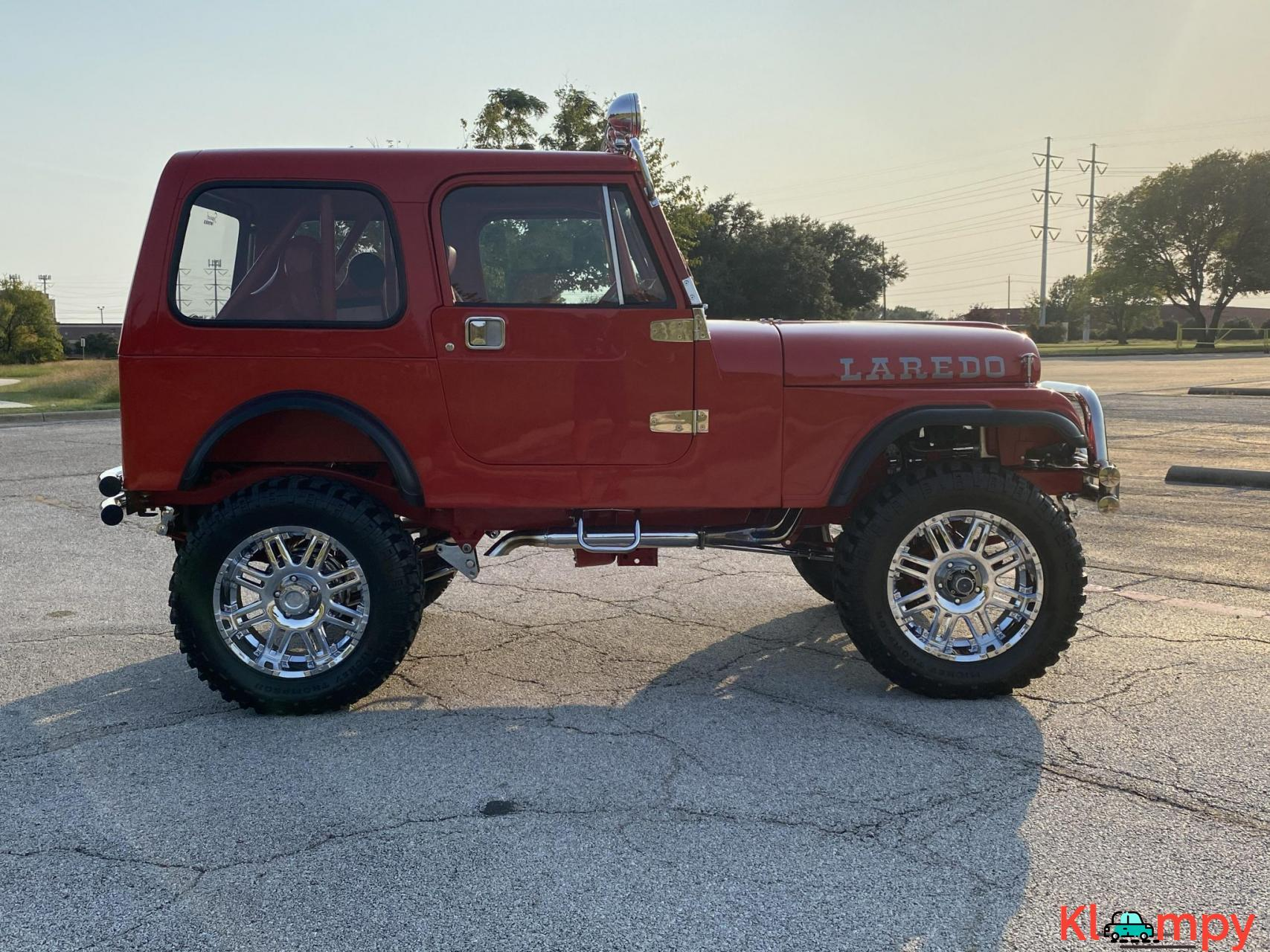 1983 Jeep CJ-7 Supercharged 350 V8 - 7/20