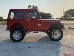 1983 Jeep CJ-7 Supercharged 350 V8 - Image 7/20