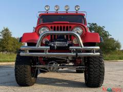 1983 Jeep CJ-7 Supercharged 350 V8 - Image 8/20