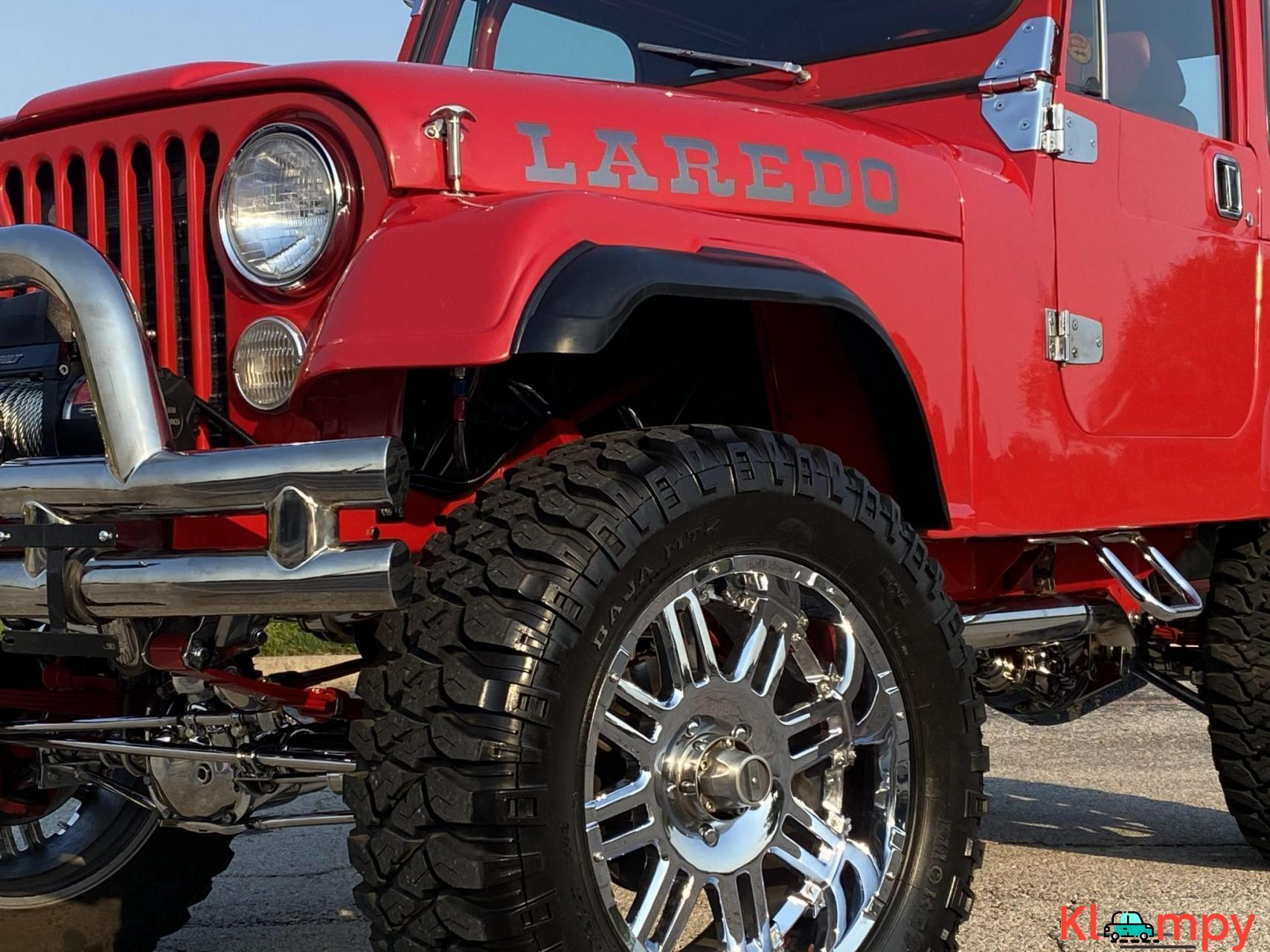 1983 Jeep CJ-7 Supercharged 350 V8 - 10/20