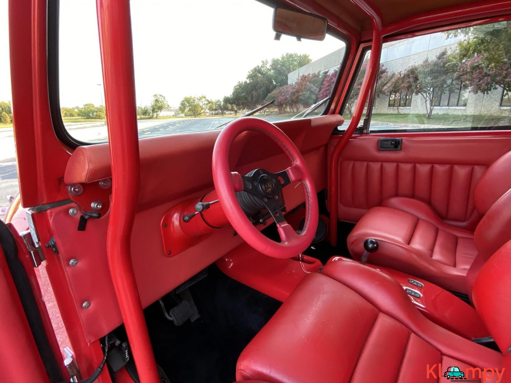 1983 Jeep CJ-7 Supercharged 350 V8 - 11/20