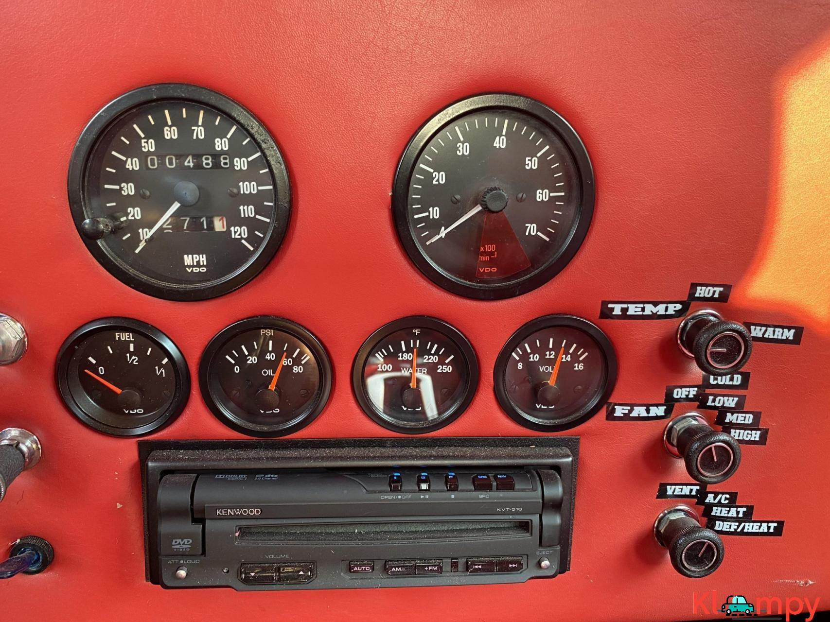 1983 Jeep CJ-7 Supercharged 350 V8 - 12/20