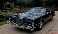 1974 Lincoln Continental Mark IV Coupe V8 - Image 3/20
