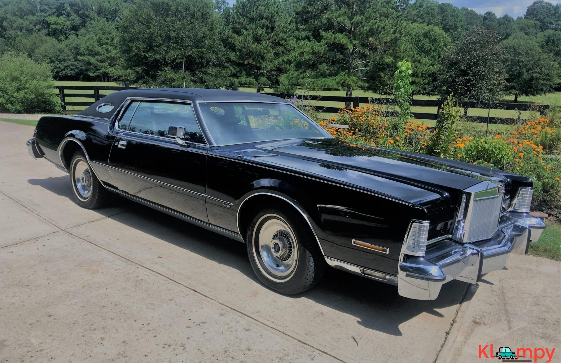 1974 Lincoln Continental Mark IV Coupe V8 - 4/20
