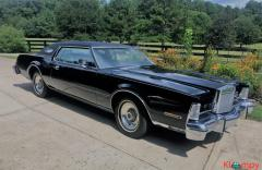 1974 Lincoln Continental Mark IV Coupe V8 - Image 4/20