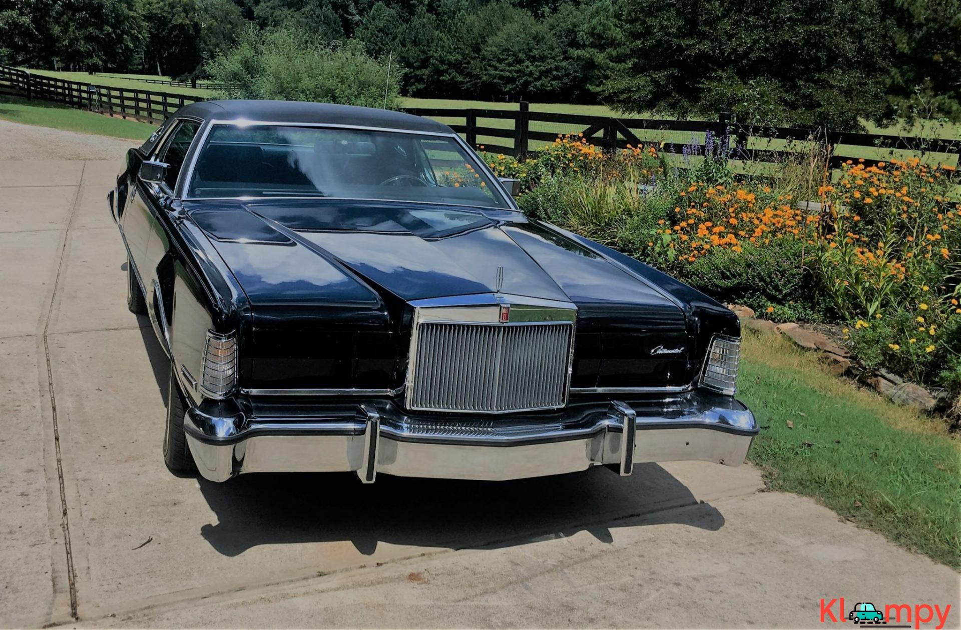 1974 Lincoln Continental Mark IV Coupe V8 - 5/20