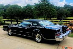 1974 Lincoln Continental Mark IV Coupe V8 - Image 6/20