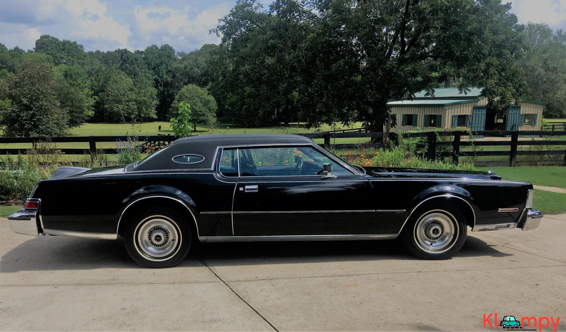 1974 Lincoln Continental Mark IV Coupe V8 - 9/20