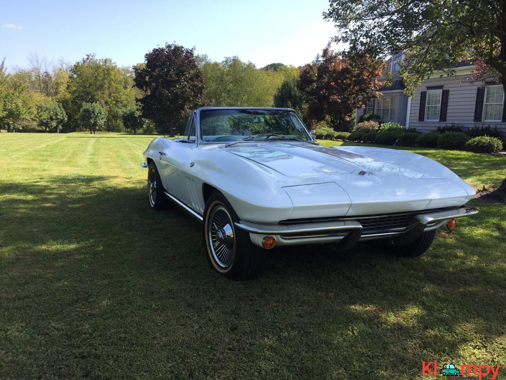 1965 Chevrolet Corvette 327 Convertible V8 - 1/20
