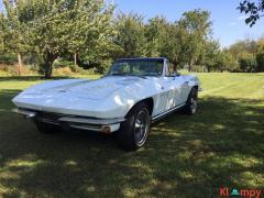 1965 Chevrolet Corvette 327 Convertible V8 - Image 3/20