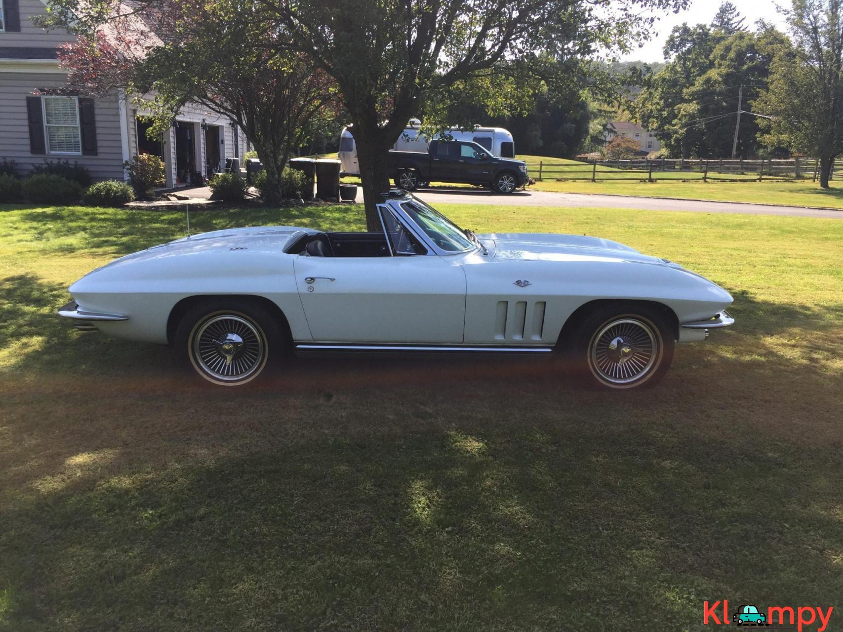 1965 Chevrolet Corvette 327 Convertible V8 - 5/20