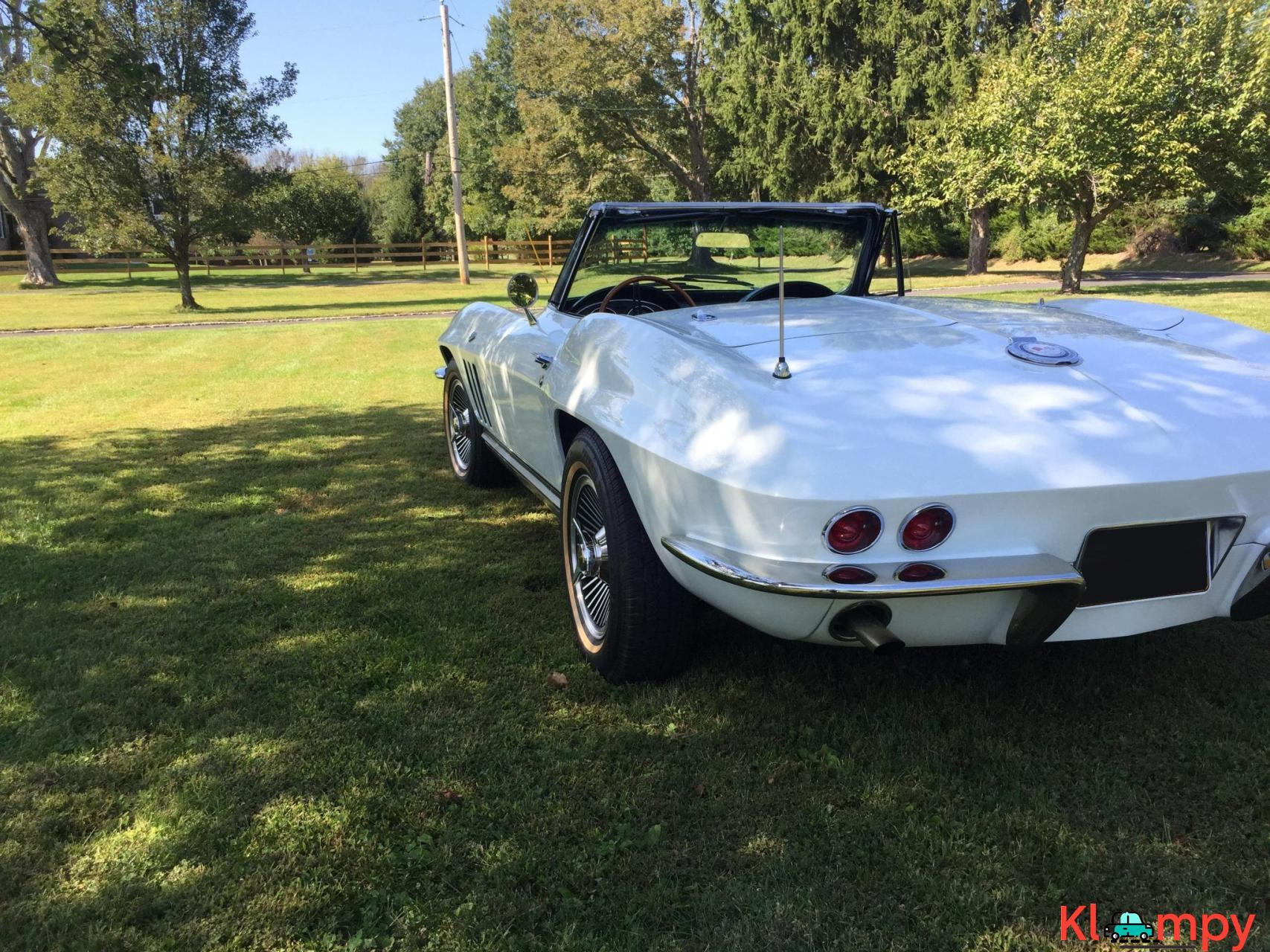 1965 Chevrolet Corvette 327 Convertible V8 - 6/20