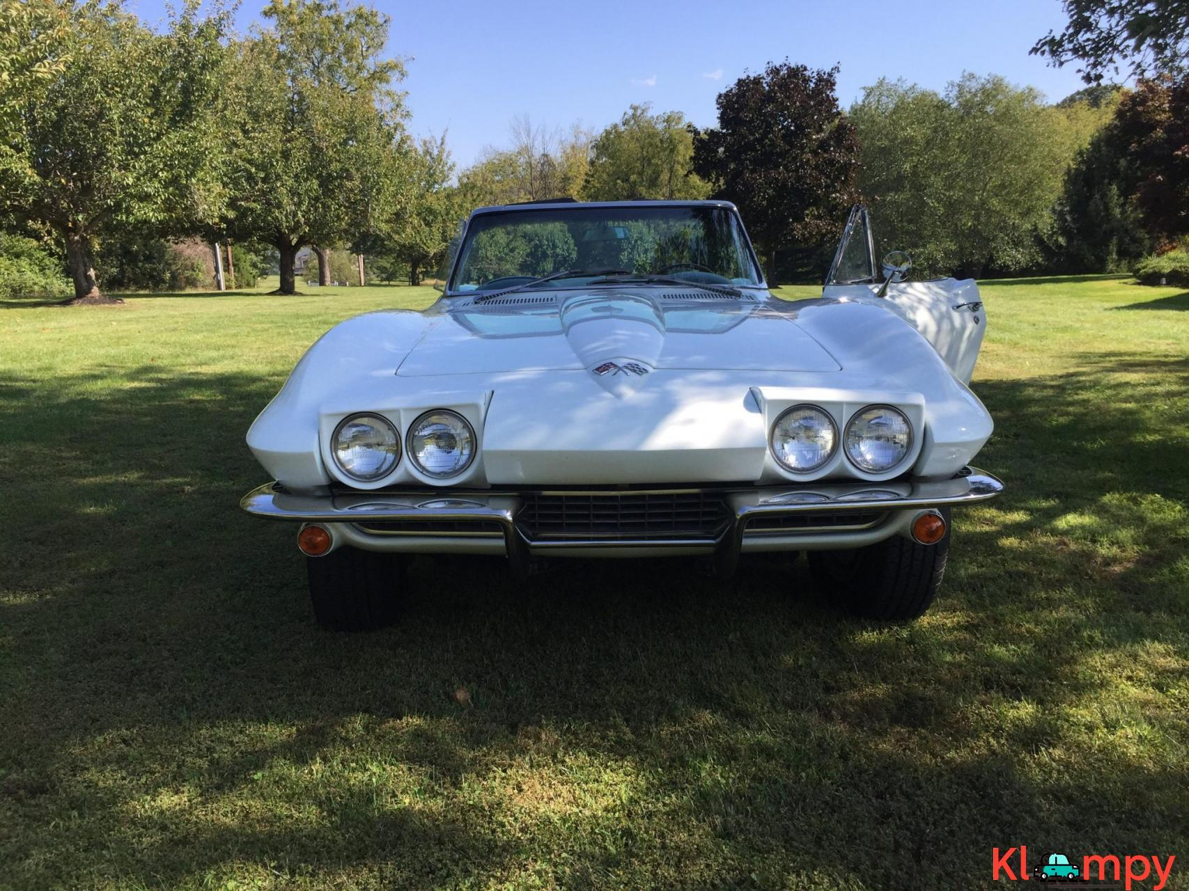 1965 Chevrolet Corvette 327 Convertible V8 - 8/20