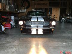 1965 Ford Mustang 302 V8 Fastback 4-Speed - Image 7/20