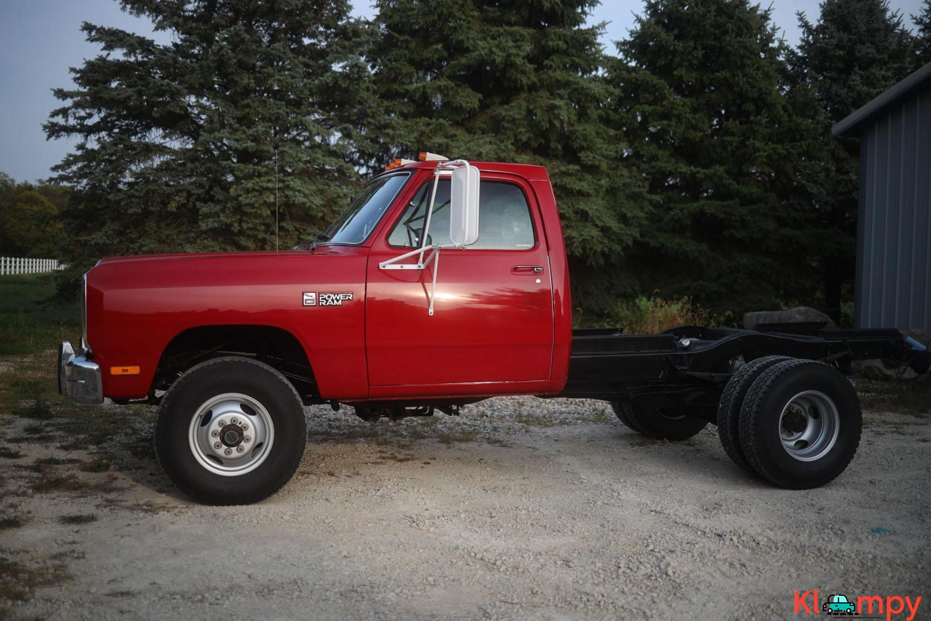 1989 Dodge Power Ram W350 4×4 Truck - 2/20