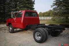 1989 Dodge Power Ram W350 4×4 Truck - Image 6/20