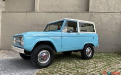 1967 Ford Bronco 170 Inline-Six - Image 1/21