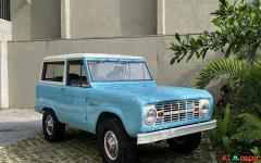 1967 Ford Bronco 170 Inline-Six - Image 5/21