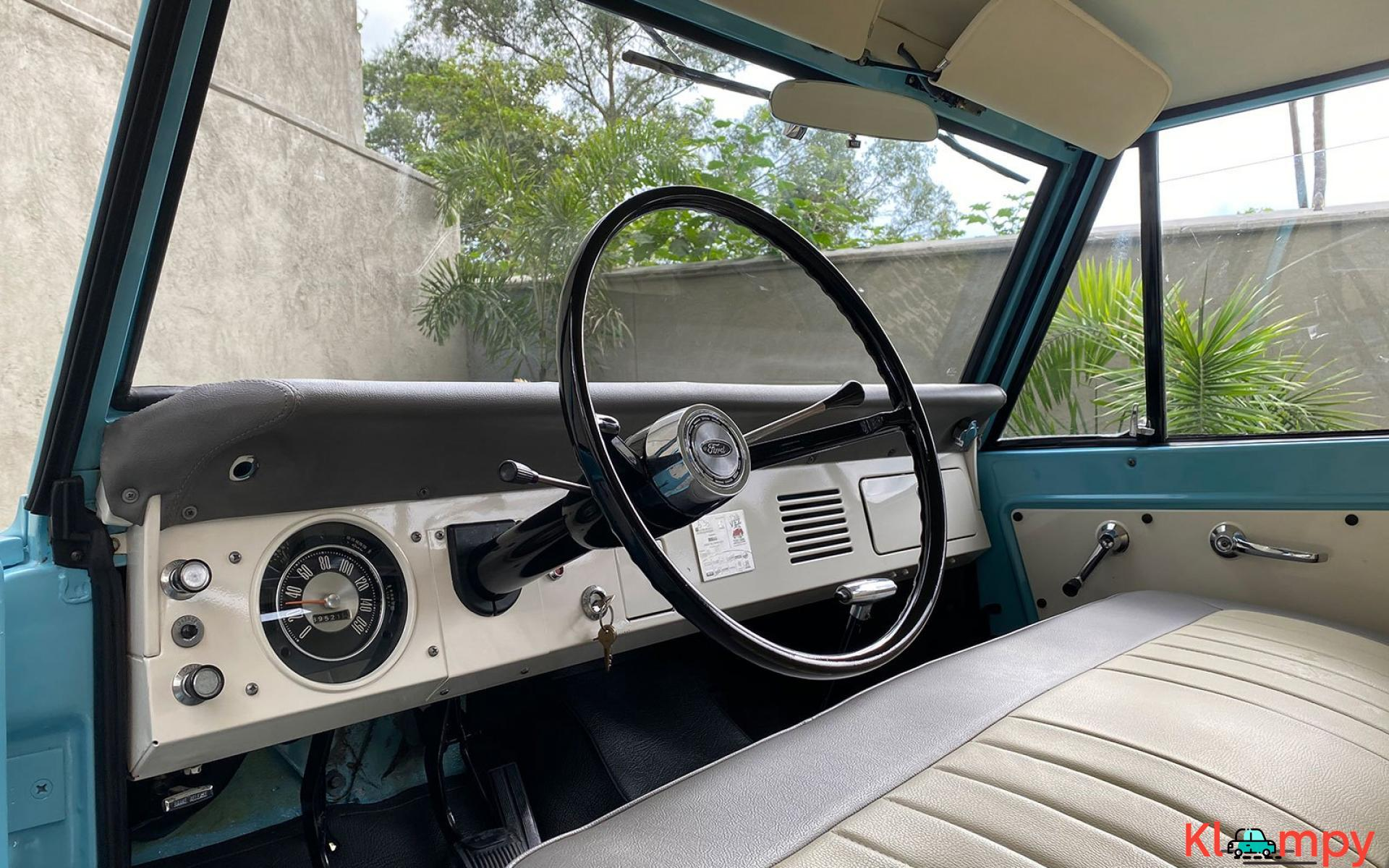 1967 Ford Bronco 170 Inline-Six - 11/21