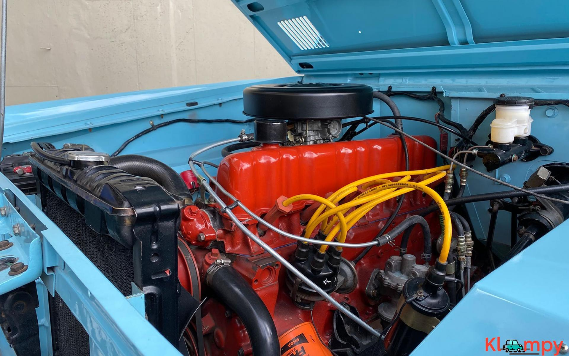 1967 Ford Bronco 170 Inline-Six - 16/21