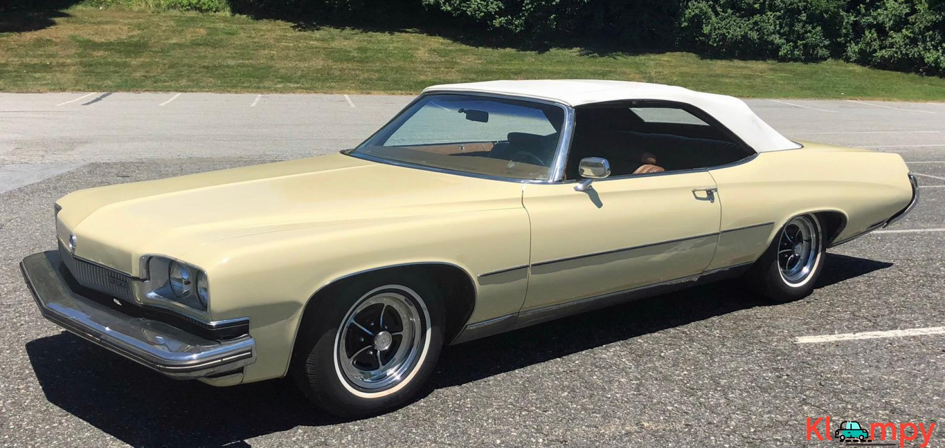 1973 Buick Centurion 350 Convertible V8 - 1/20