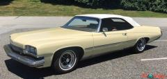 1973 Buick Centurion 350 Convertible V8 - Image 1/20