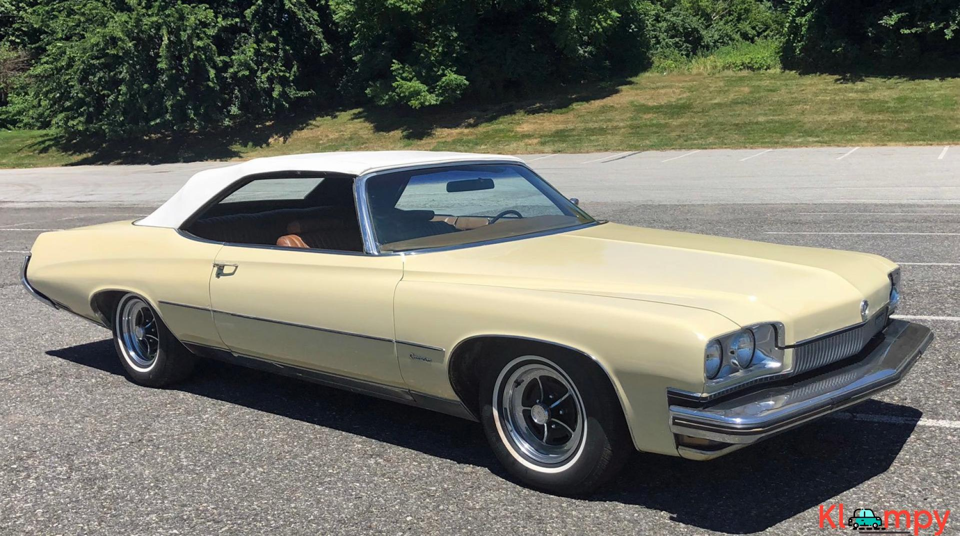 1973 Buick Centurion 350 Convertible V8 - 2/20