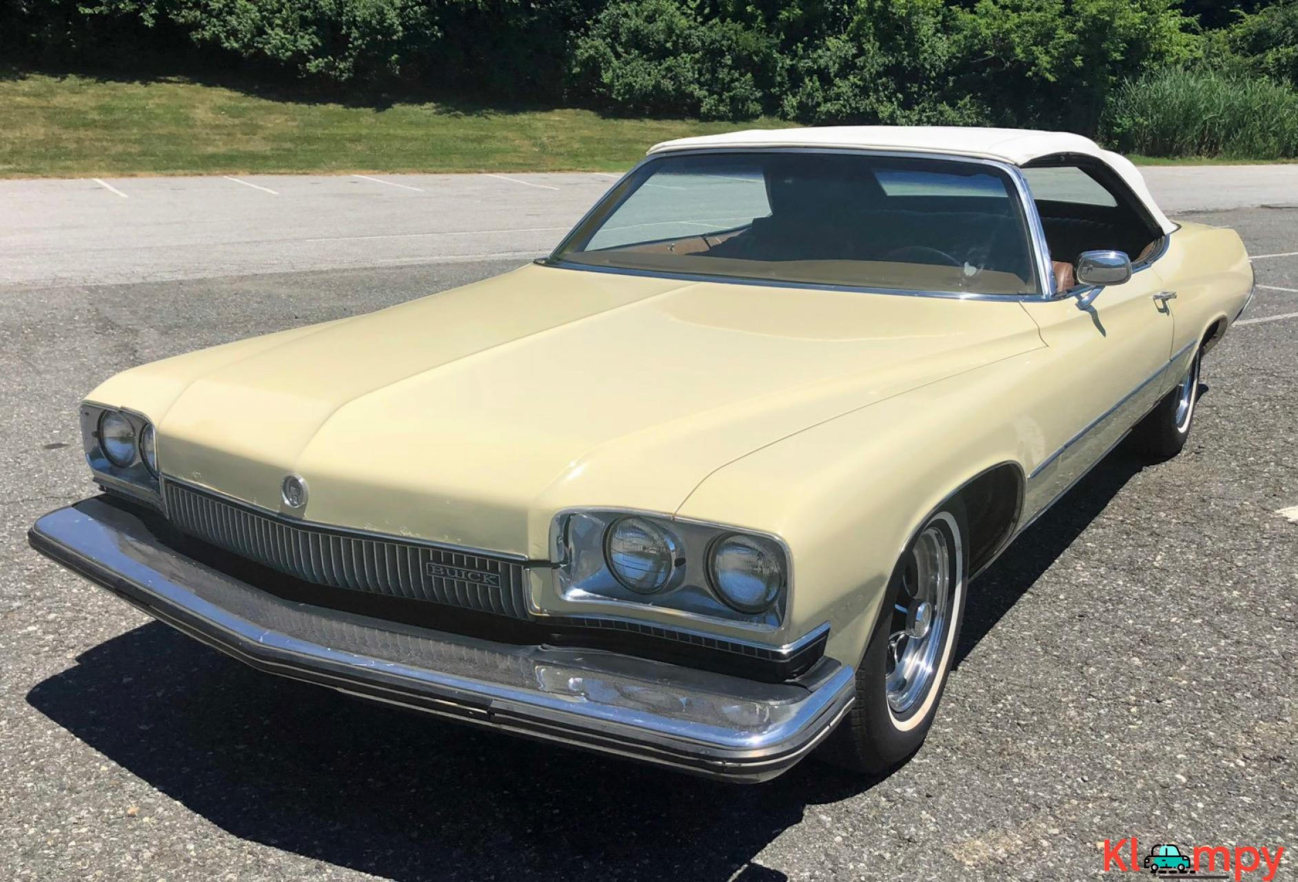 1973 Buick Centurion 350 Convertible V8 - 3/20