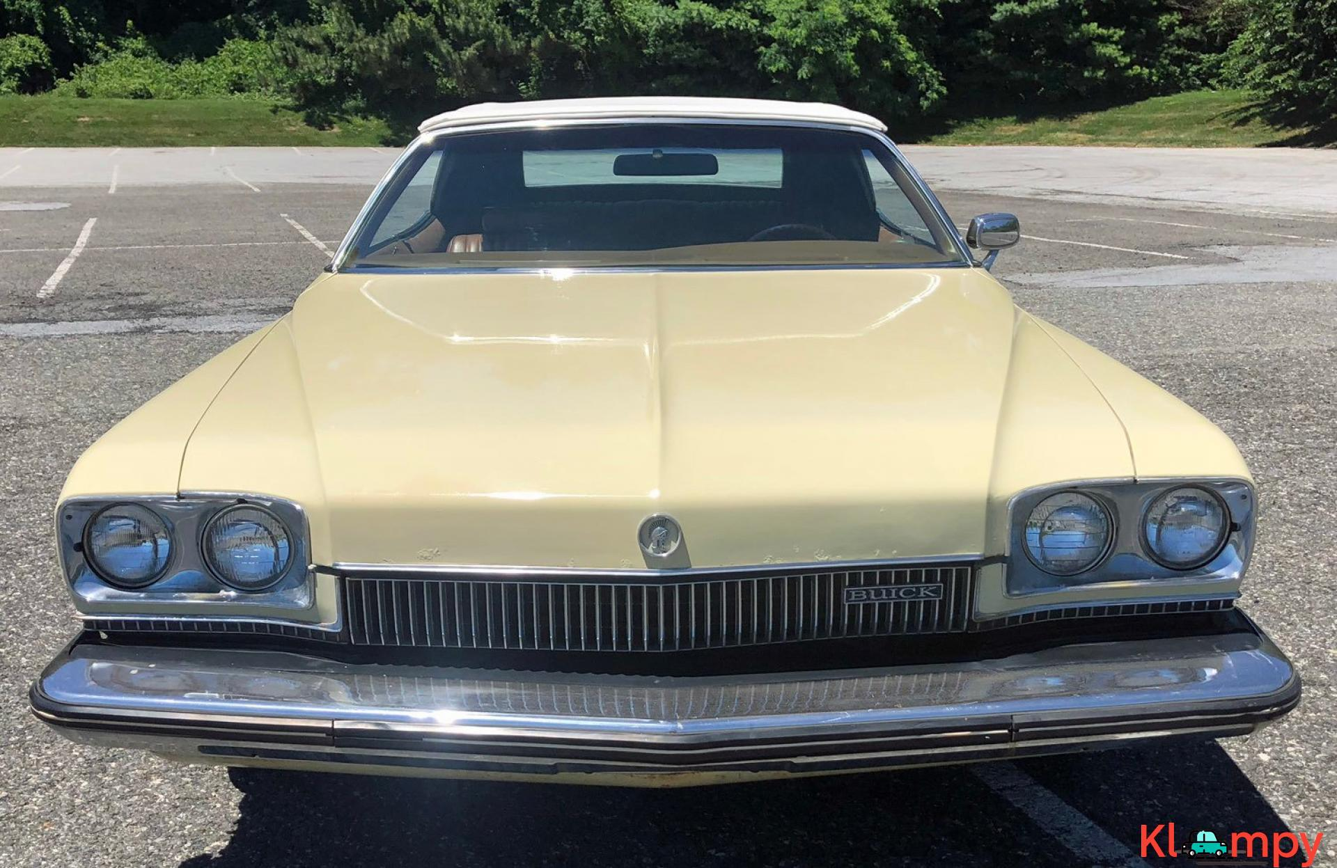 1973 Buick Centurion 350 Convertible V8 - 5/20