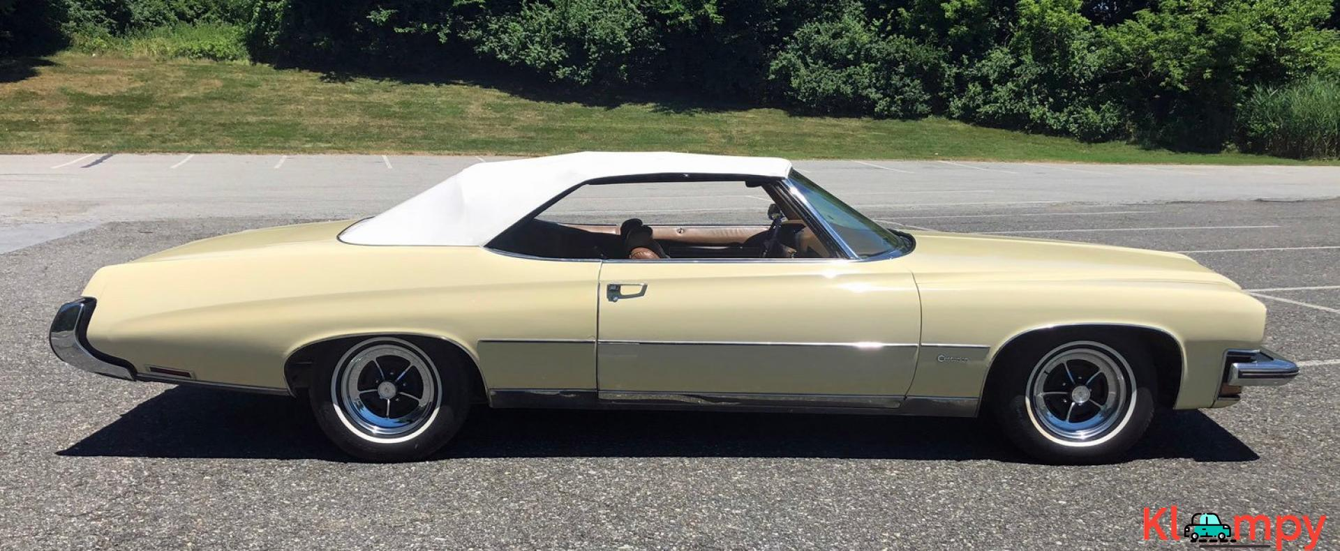 1973 Buick Centurion 350 Convertible V8 - 6/20