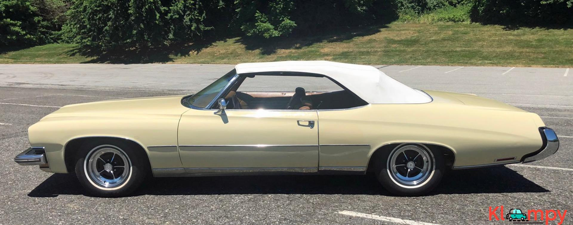 1973 Buick Centurion 350 Convertible V8 - 8/20