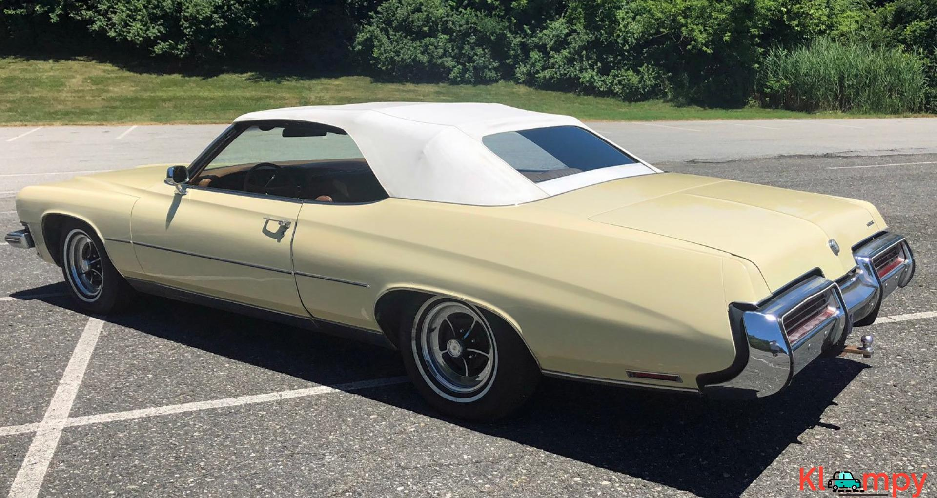 1973 Buick Centurion 350 Convertible V8 - 9/20