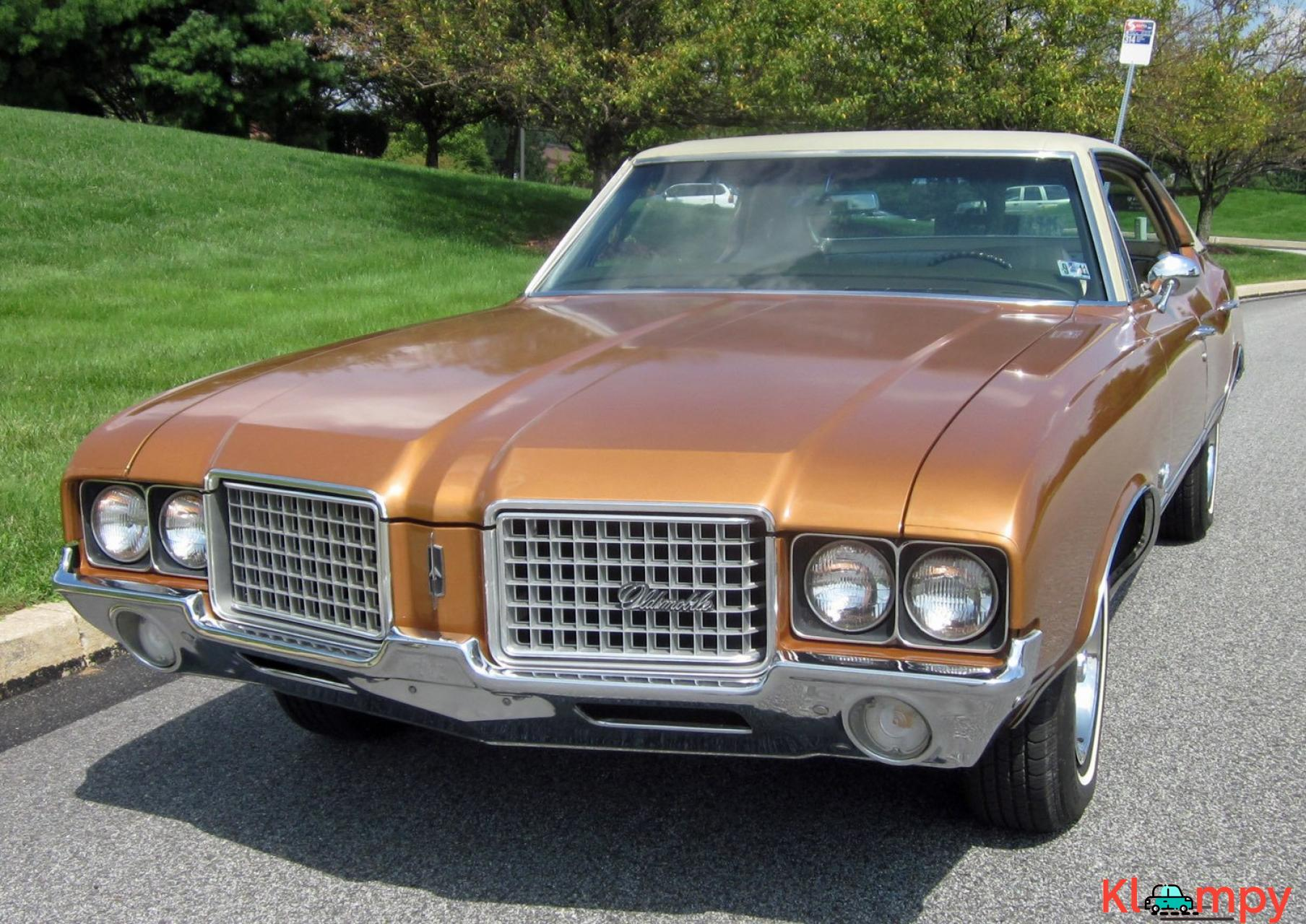 1972 Oldsmobile Cutlass Sport Sedan V8 - 2/20