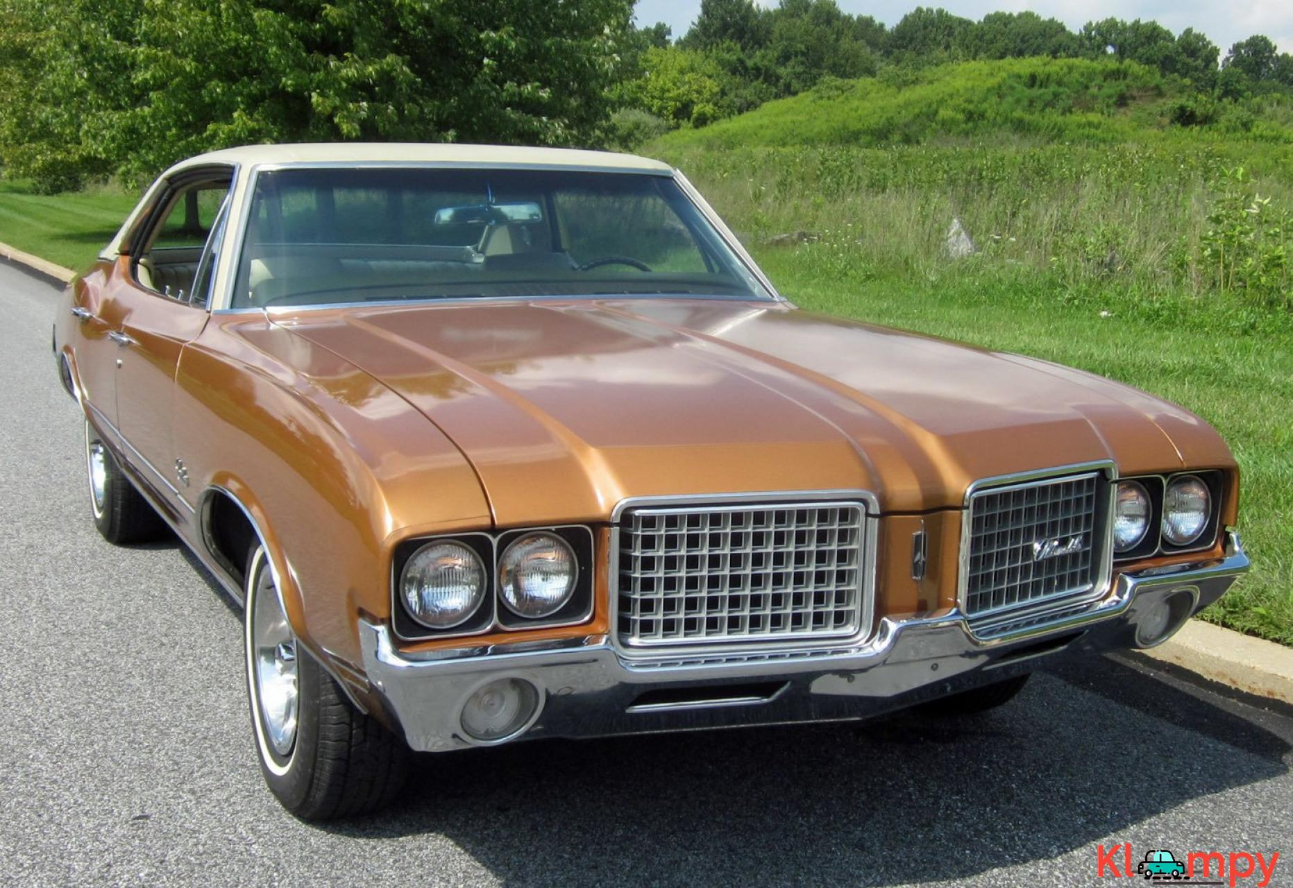 1972 Oldsmobile Cutlass Sport Sedan V8 - 3/20