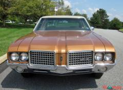 1972 Oldsmobile Cutlass Sport Sedan V8 - Image 4/20