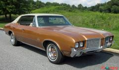1972 Oldsmobile Cutlass Sport Sedan V8 - Image 8/20