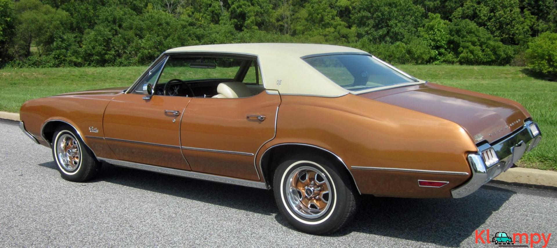 1972 Oldsmobile Cutlass Sport Sedan V8 - 9/20