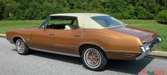 1972 Oldsmobile Cutlass Sport Sedan V8 - Image 9/20