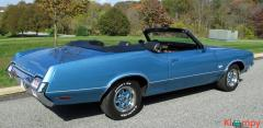 1972 Oldsmobile Cutlass Supreme 350 Convertible V8 - Image 5/19