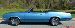 1972 Oldsmobile Cutlass Supreme 350 Convertible V8 - Image 7/19