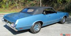 1972 Oldsmobile Cutlass Supreme 350 Convertible V8 - Image 9/19