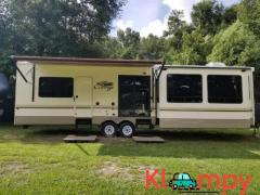 2015 Forest River CEDAR CREEK COTTAGE 40CCK