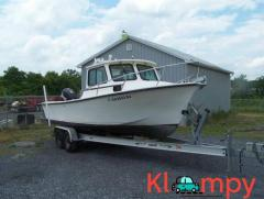 1998 Steiger 225HP 25 Feet Craft Chesapeake 225HP Suzuki