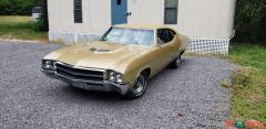 1969 Buick GS 400 Coupe V8