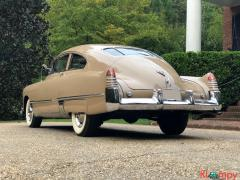 1948 Cadillac Series 62 Club Coupe V8