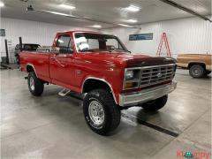 1986 Ford F350 460 V8 Comp Cams 4x4