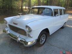 1955 Chevrolet Bel Air Small block V8 350
