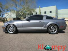 2007 Ford Mustang 8 Cylinders Shelby GT500 685hp
