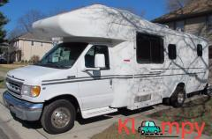 1998 Born Free President Clear Title Low Miles Class C RV